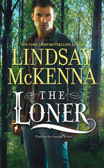 Book cover for The Loner by Lindsay McKenna