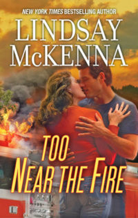 Too Near the Fire Book Cover