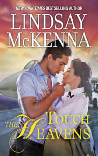 Touch the Heavens Book Cover