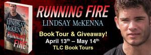 Running Fire Blog Tour