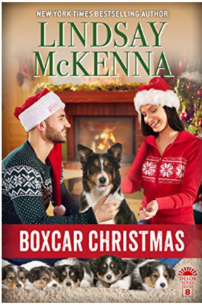 Boxcar Christmas Cover